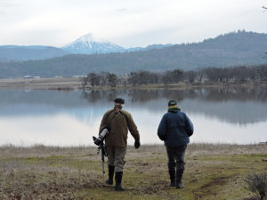Bird Walk: First Wednesday at Agate Lake @ Agate Lake