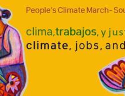 Southern Oregon March for Climate, Jobs, and Justice
