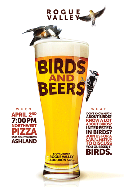 April Birds and Beers