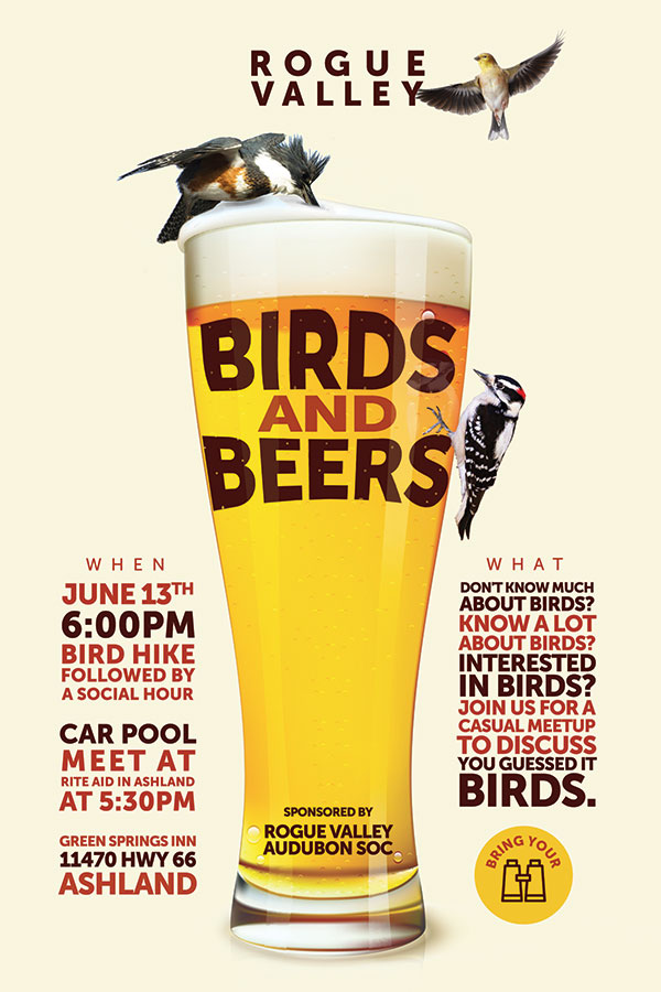 June Birds and Beers