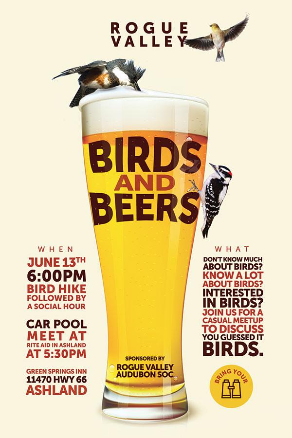 June Birds and Beers