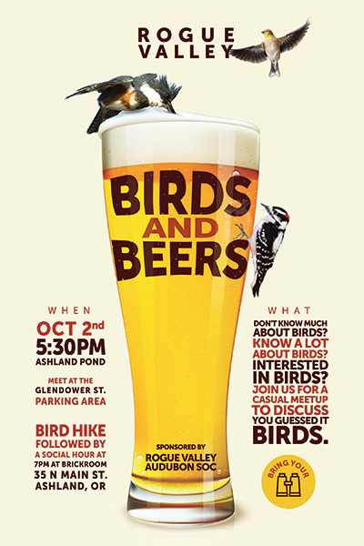 October Birds and Beers